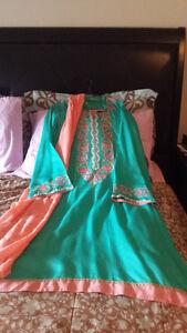 Pakistani and Indian elegant and stylish  Shalwar Kameez Suits