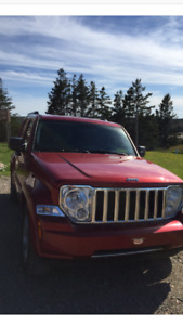 2009 Jeep Liberty Limited Edition SUV, Crossover