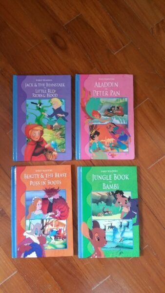 Early readers story books