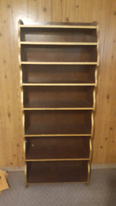 Book shelf/shelving unit! Cheap!