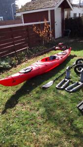 13 ft Necky Kayak