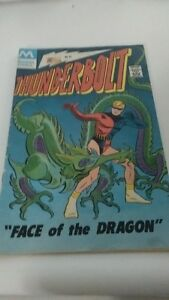 Thunderbolt Comic - Face of the Dragon