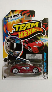 TEAM HOT WHEELS TOP RIDES EXTREMELY RARE