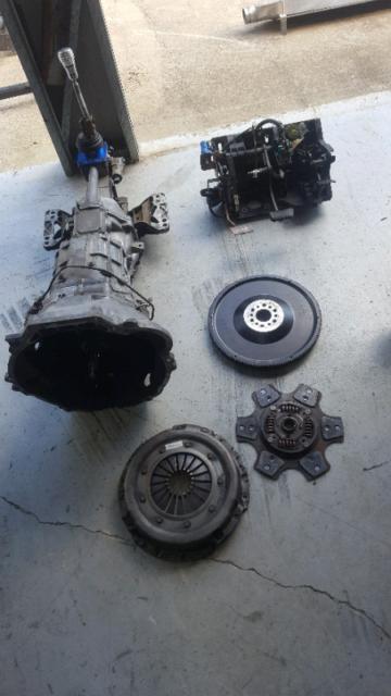 Barra Manual Gearbox
