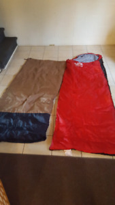 6 ft and 7 ft comfortable sleeping bags