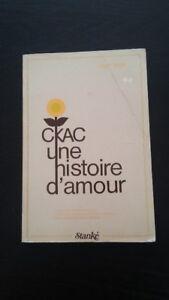 CKAC une histoire d'amour