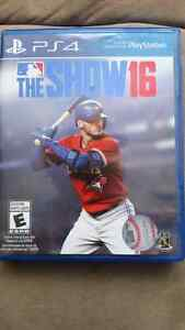 PS4 MLB16 The Show