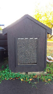 Custom Built Insulated Dog House