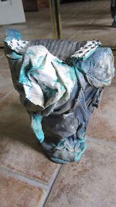 Newfoundland collectible Mummer papier mache figure West Island Greater Montréal image 2