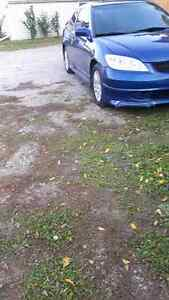 2005 Honda Civic 2 door Coupe sell or trade