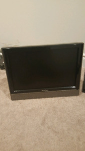 Insignia 19in LCD tv.