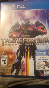 Transformers  ps4