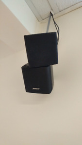 Bose Acoustimass Speakers
