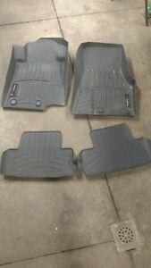 Mustang Weather Tech Floor Mat set