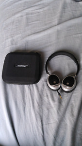 Bose On-Ear Headphones! Great price, barely used!