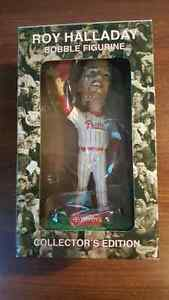 Roy Halladay bobble head figurine