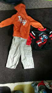 Boys clothing 2 year old.