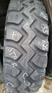 Used Construction Tire Clearance