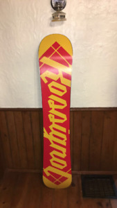 (Like new) Rossignal snowboard