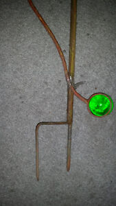 AMAZING RUSTIC METAL GARDEN ITEM IN GREAT CONDITION!!! ONLY 15$. London Ontario image 2