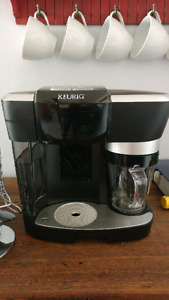 Keurig Lavazza espresso and latte machine