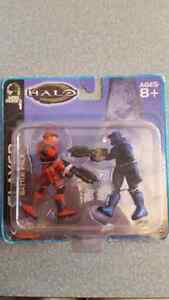 Halo action figures by Joyride Studios