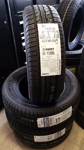 4 NEW TIRES (ALL SEASON AND SUMMER) UP TO 60% OFF