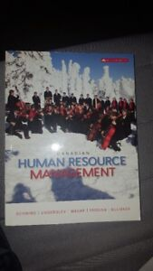 HUMAN RESOURCE MANAGEMENT 11TH EDITION - SHERIDAN COLLEGE