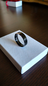 Male size 12 Tungsten Ring