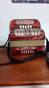 Accordéon Hohner Corona III RS