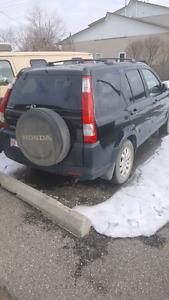 2006 Honda CRV *NEED GONE ASAP*