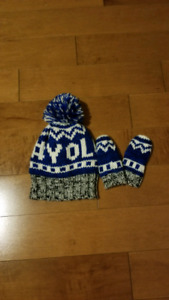 Hat and Mitten for boys
