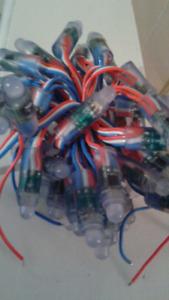 5volt RGB digital LED string lights