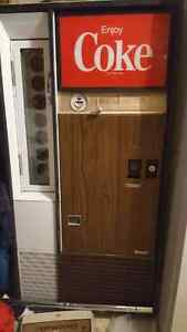 1970's Coke Machine