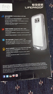 New life proof for Samsung Galaxy s6