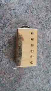 Epiphone hot bridge pickup