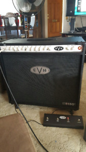 EVH 5150 iii 2x12 combo trade for HnK tubemeister 36 combo + $