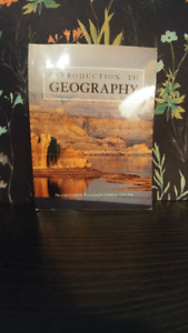 Introduction To Geography: 2nd Custom Edition for Dawson College