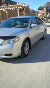 2009 Toyota Camry 4 Cly  ,128000 klm