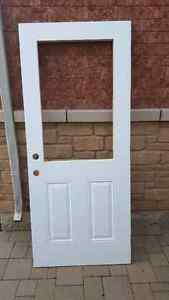 Masonite metal house door (Never used)