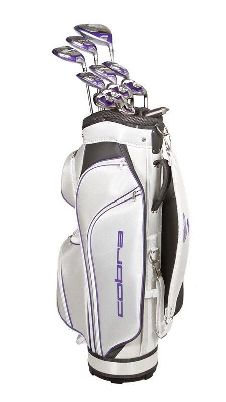 Cobra Golf 2014 Baffler XL 12-Piece Complete Package
