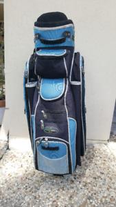 Golf cart bag ( Greenwell brand)