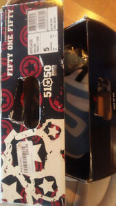 Size 5 Snowboard boots - brand new in box Cambridge Kitchener Area image 2