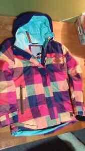 Manteau d'hiver enfant gr 14 ans
