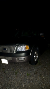 2003 Ford Expedition Eddie Bauer Edition