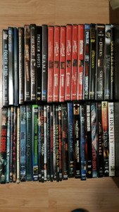 Horror Movies. 50 Great Quality DVDs.$25