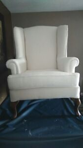 Upholstery Services - Wing Chairs Cambridge Kitchener Area image 3
