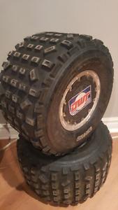 Beadlock G2 avec pneu