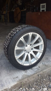 WINTER TIRES - EXCELLENT CONDITION