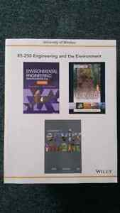 Engineering and the Environment Textbook